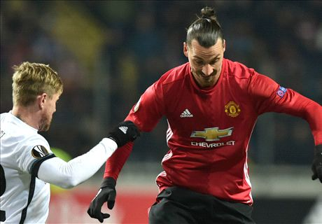 Man United advances in Europa league