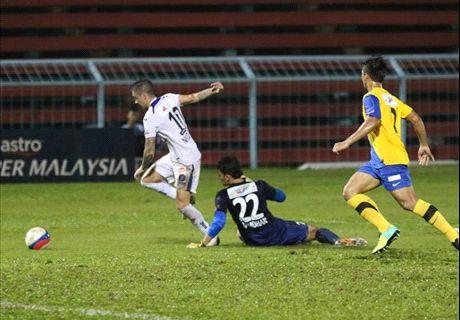 Report: Harimau Muda 2-4 Warriors FC