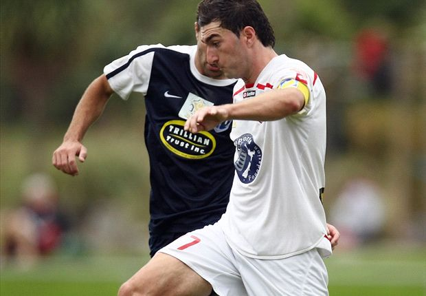 New Zealand international Butler signs for Tampines