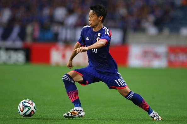 Kagawa: We want the world to take notice of Japan