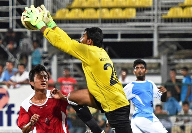 WIFA's goalkeeper Harshad Meher earned rave reviews for his performance
