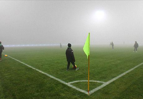 Sassuolo-Genk rinviata: si gioca domani