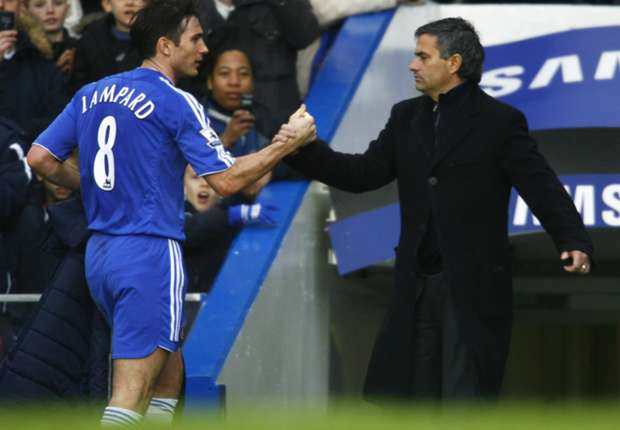 Mourinho: Lampard could return to Chelsea as my assistant