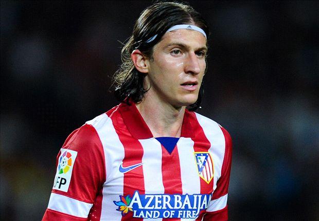 Chelsea close in on £20m Filipe Luis signing