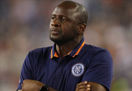 Vieira drops hint he could replace Pep
