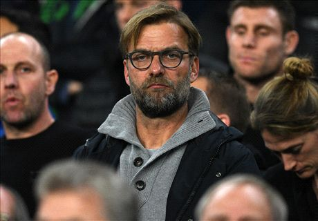 'Klopp's a one-trick pony - it's go, go, go'