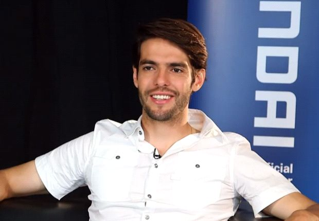 Brazil hero Kaka hails his Super Fans