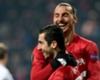 Ibrahimovic 'super happy' for rejuvenated Mkhitaryan