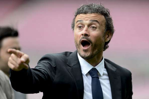 Luis Enrique: Far too early to judge Barcelona