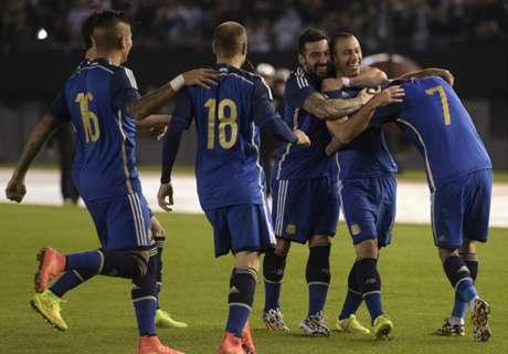 Previa: Argentina - Eslovenia