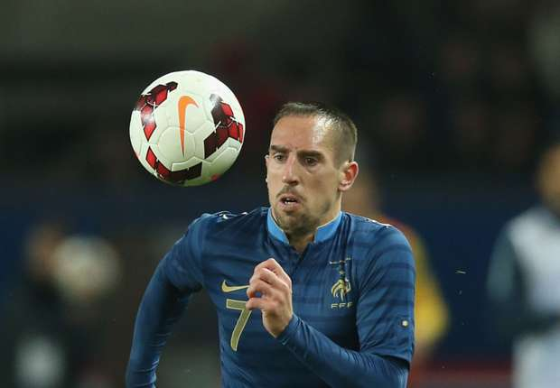 Sacre bleu! France and World Cup devastated by Ribery injury