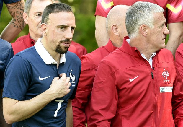 France-Jamaica Preview: Les Bleus look to recover from Ribery withdrawal