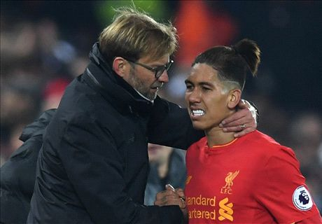 Klopp reveals shock at Firmino signing