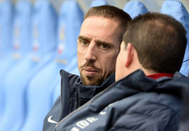 France star Ribery rues 'soul-destroying' World Cup withdrawal
