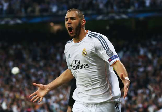 Benzema: I'm not scared of Suarez competition