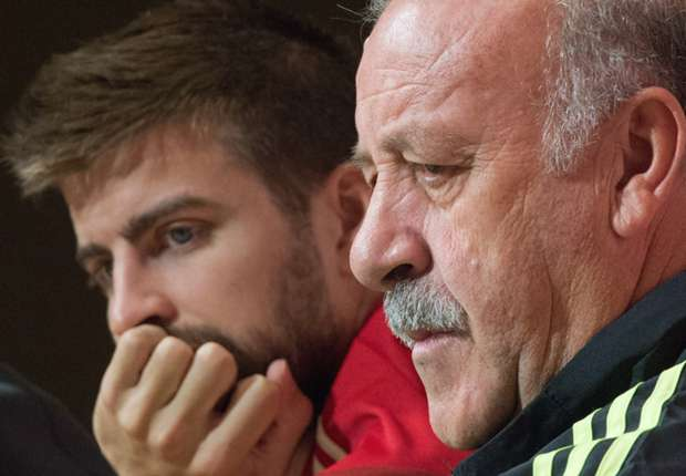 Del Bosque: Don't label Spain favourites