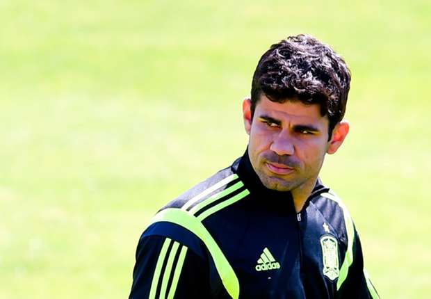 Diego Costa all set for Chelsea move