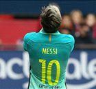 ESPAÑA: Messi llegó a los 550 partidos en Barcelona