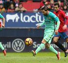 BARCELONA | El partido de Leo Messi contra Osasuna