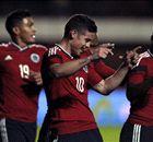Amistoso 2014: Colombia 3-0 Jordania