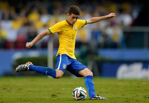 Oscar confident of retaining Brazil berth