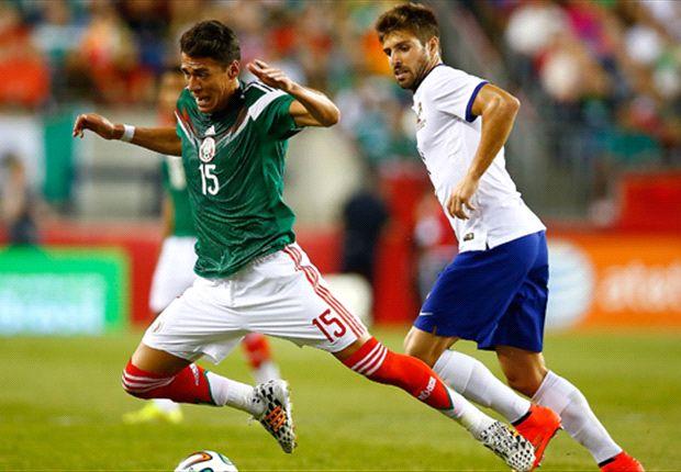 El partido fue dominado por México, pero la victoria fue para Portugal