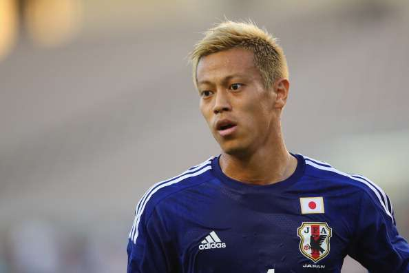 Honda: Japan's defence a big issue ahead of World Cup