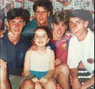 FOTO | Beckham, con la camiseta del Barça antes de ser blanco
