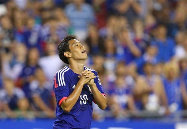 Japan 4-3 Zambia: Okubo decides free-flowing friendly in favour of Zaccheroni's men