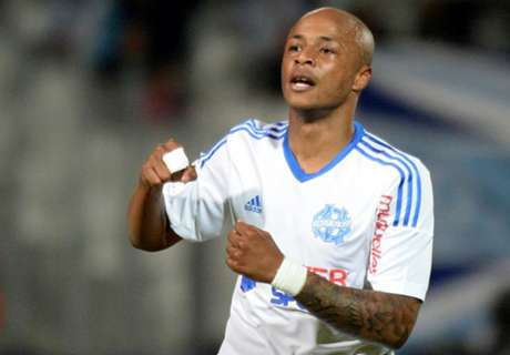 Marseille offer Ayew to Newcastle