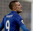 Vardy hat-trick stuns Man City