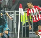 Zwak PSV nipt langs Go Ahead Eagles