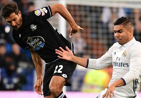 AO VIVO: Real Madrid 1 x 1 Deportivo