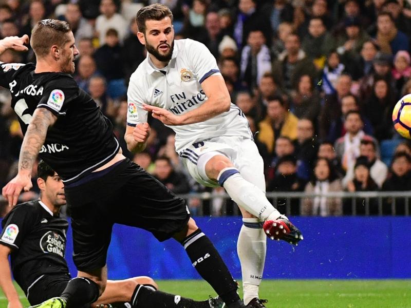 المثل الأعلى لـ «ناتشو» يلعب حاليًا مع ريال مدريد!