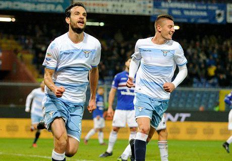 Parolo&Milinkovic, premiata ditta Lazio