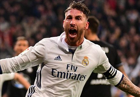 Ramos the hero AGAIN for Madrid