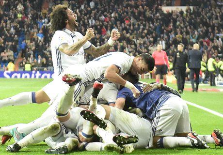 Rekor Tak Terkalahkan Baru Madrid