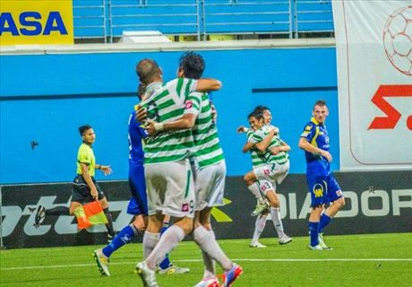 S.League Roundup: Week 14
