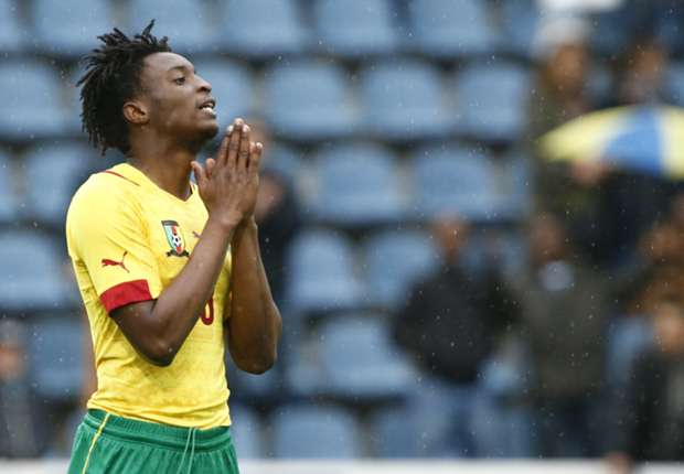 Cameroon 1-0 Moldova: Hosts edge to victory without Eto'o