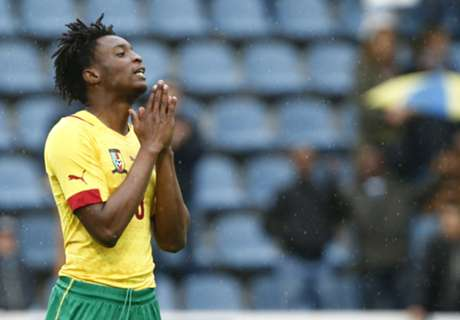 Match Report: Cameroon 1-0 Moldova