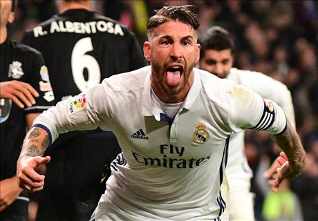 Miracle man Ramos the saviour again