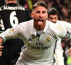 Ramos the hero with Zidane nearly exposed