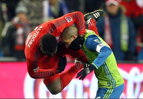 LIVE: Toronto FC vs. Seattle Sounders