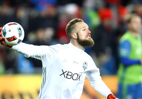 Sounders ride Frei, defense to MLS Cup