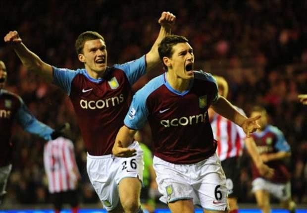 Aston Villa's Gareth Barry Admits Arsenal Advantage, Calls For Liverpool Focus
