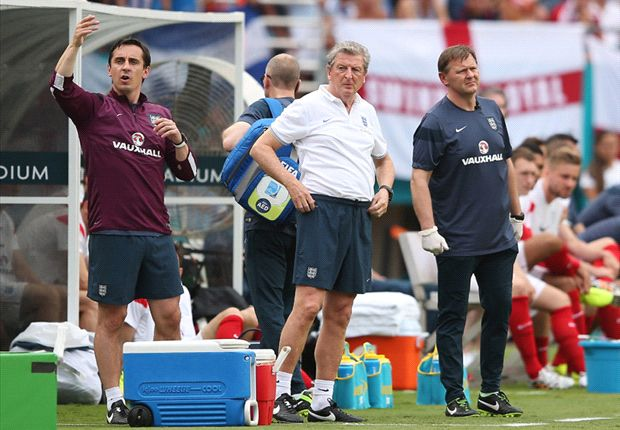 Hodgson: England have learnt lessons and will attack Italy