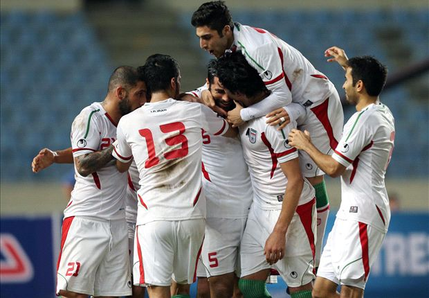Iran's only concern is Nigeria, says assistant coach