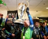 'They've been resilient for a long time' - Sounders originals Alonso, Evans and Scott finally lift MLS Cup