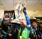 Sounders' originals finally lift the MLS Cup