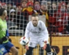 Frei makes title-clinching save
